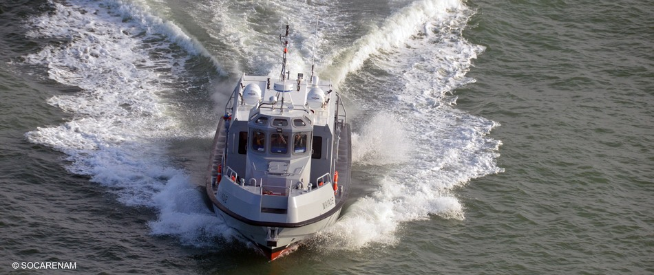 16m passenger vessels for French Navy